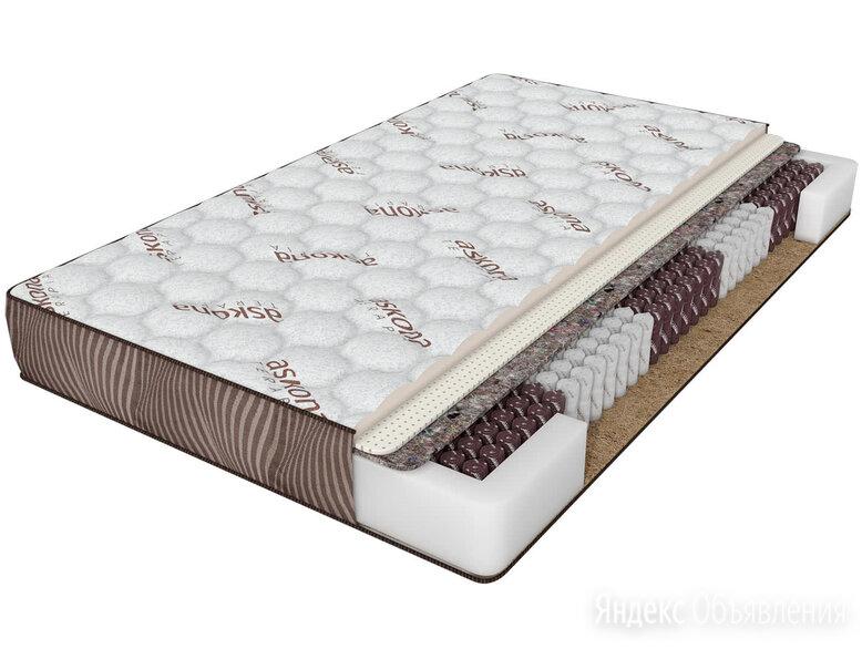 Матрас Аскона Terapia new Immuno, Размер 160 x 190 см по цене 28489₽ - Матрасы, фото 0