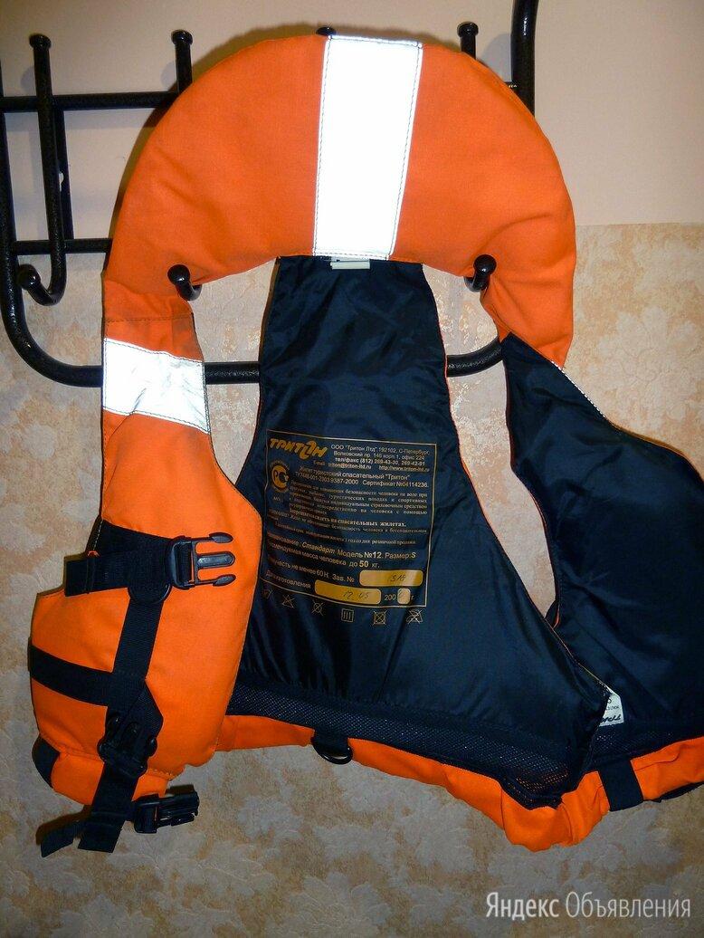 """Спасательный жилет """"Тритон Стандарт"""" по цене 1800₽ - Спасательные жилеты и круги, фото 0"""