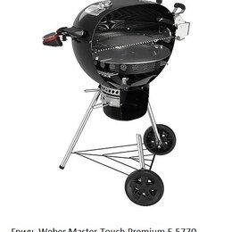 Грили, мангалы, коптильни - Гриль Weber Master-Touch Premium E-5770, 57см, 0