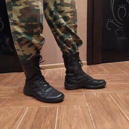 Ботинки - Берцы облегчённые, 0