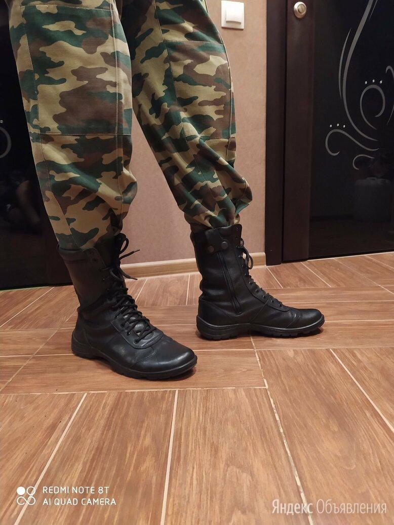 Берцы облегчённые по цене 1500₽ - Ботинки, фото 0