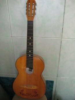 Акустические и классические гитары - гитара семиструнная, 0