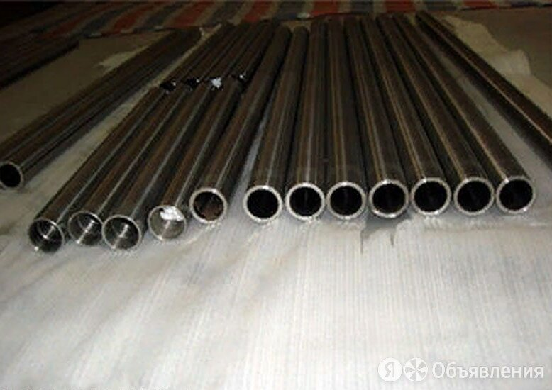 Труба титановая 130х8 мм ПТ3В ГОСТ 24890-81 по цене 1378₽ - Металлопрокат, фото 0