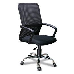 Компьютерные и письменные столы - Компьютерное кресло МГ-22 PL ХРОМ, 0