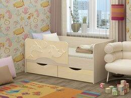 Кроватки - Кровать Алиса с ящиками, 0