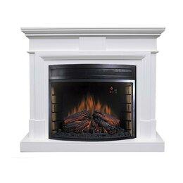 Камины и печи - Royal Flame Каминокомплект Coventry - Белый с…, 0