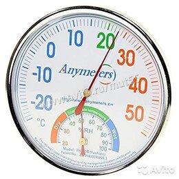 Термометры - Термометр - гигрометр TH101С Гигант, 0