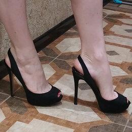 Туфли - Открытые туфли, 0