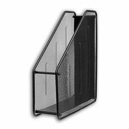 Витрины - Подставка вертикальная 1-секционная метал черная…, 0
