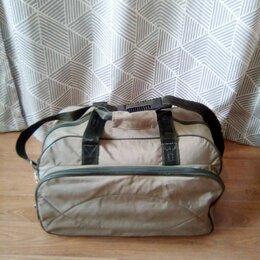 Дорожные и спортивные сумки - Дорожная сумка милитари ACUBANS (45 литров), 0