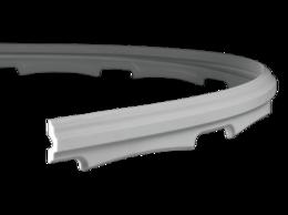 Лепнина - Молдинг гибкий из полиуретана 1.51.341 Европласт…, 0