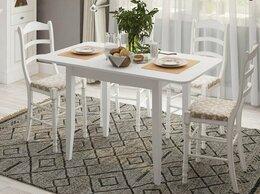 Мебель для кухни - Стол обеденный раздвижной Белый, 0