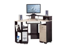 Компьютерные и письменные столы - Стол компьютерный Костер-7, 0