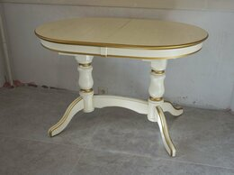 Столы и столики - Стол кухонный из массива дерева, 0