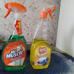 Бытовая химия - Средство для очистки стекол Мистер Мускул. HELP, 0