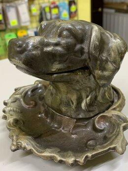 Пепельницы и зажигалки - Пепельница собака, 0