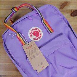 Рюкзаки - Рюкзак Kanken Classic Rainbow (Orchid), 0