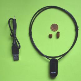 Наушники и Bluetooth-гарнитуры - Блютуз микронаушники Jabra.  , 0
