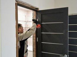 Архитектура, строительство и ремонт - Ремонт дверей, 0