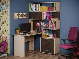 Компьютерные и письменные столы - Уголок школьника Паскаль-3, 0