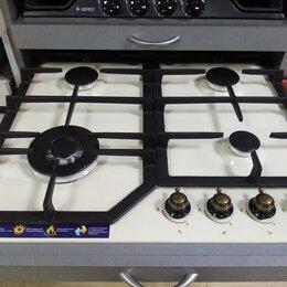 Духовые шкафы - Варочная поверхность газовая Oasis P-MWT новая , 0