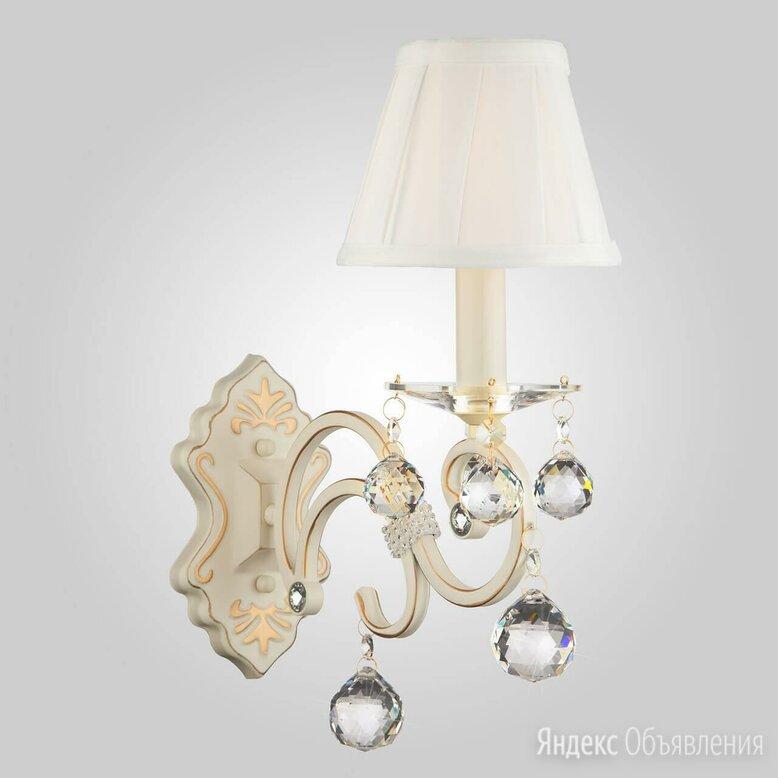 Бра настенное белое Eurosvet Strotskis 12075/1 по цене 5360₽ - Настенно-потолочные светильники, фото 0