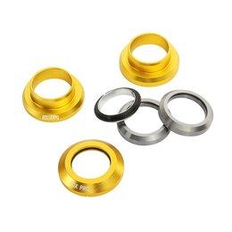 Рулевое управление - Рулевая колонка FOXPRO стандарт 1 1/8 silver/gold, 0
