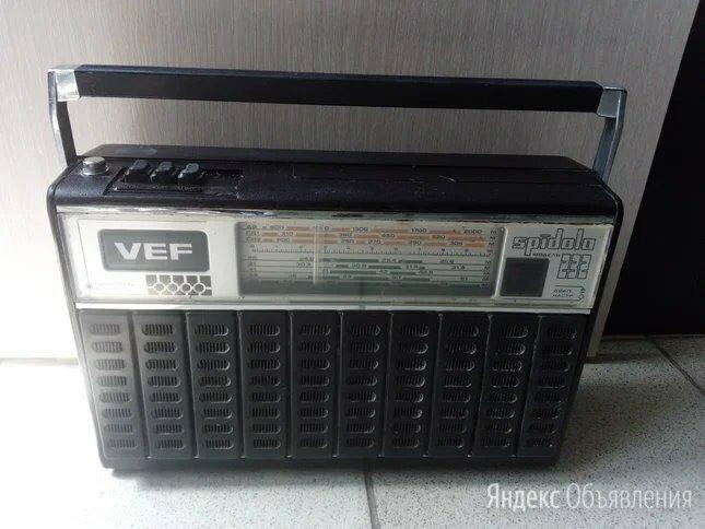 Радиоприемник VEF232.Доставка по цене 1000₽ - Радиоприемники, фото 0