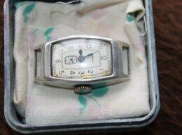 Наручные часы - часы звезда  СССР  серебро проба на ходу, 0