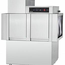 Посудомоечные машины - Машина посудомоечная Туннельная Abat МПТ-1700-01 с теплообменником, 0