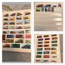 Марки - Почтовые марки коллекция , 0