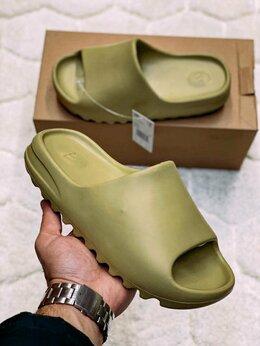 Шлепанцы - Сланцы adidas yeezy slide #41-45, 0