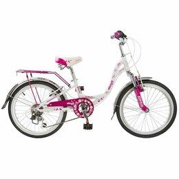 """Самокаты - Велосипед NOVATRACK 20"""" BUTTERFLY 6-скоростной, 0"""