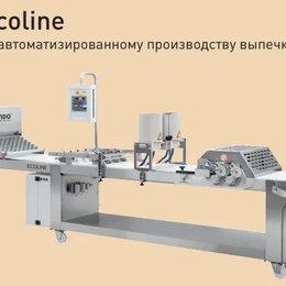 Прочее оборудование - Линия для производств изделий из слоеного теста  RONDO Ecoline SEL601.A , 0