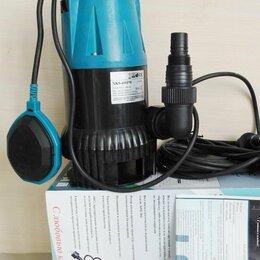 Насосы и комплектующие - насос дренажный для грязной воды 35мм, 0