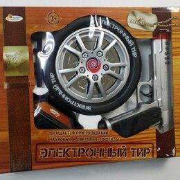 Игрушечное оружие и бластеры - Электронный тир, свет, звук, вращение, Играем вместе, арт. B431185-R, 0