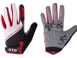 Перчатки для единоборств - Велосипедные перчатки STG AL-05-1825(L), 0