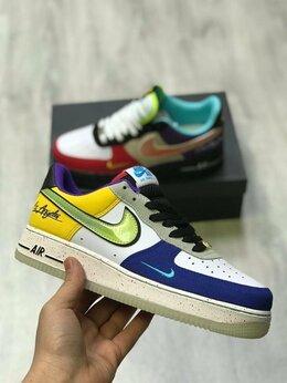 Кроссовки и кеды - Кроссовки Nike Air Force 1 Los Angeles , 0