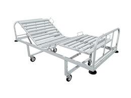 Оборудование и мебель для медучреждений - Кровать медицинская функциональная , 0
