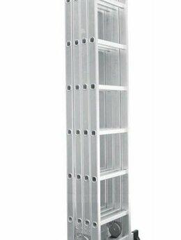 Лестницы и стремянки - Лестница-трансформер 4х6 Эксперт (6,87м), 0