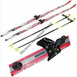 Беговые лыжи - Лыжный комплект STC 150см и 185см (лыжи, палки,…, 0