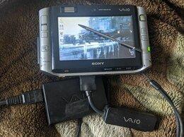Ноутбуки - микроноутбук (MicroPC) Sony VAIO VGN-UX280, 0