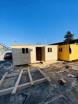 Готовые строения - Бытовка распашонка новая 6х2.30 А-513, 0