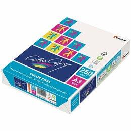 Бумага и пленка - Бумага Color copy А3, 250г/м2, 125л., 161%Mondi, 0