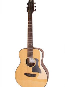 Акустические и классические гитары - Акустическая гитара Travel, Caraya | P301210, 0