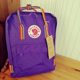 Рюкзаки - Рюкзак Kanken Classic Rainbow (Purple), 0