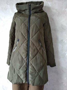 Куртки - Куртка женская M (44-46) хаки, 0