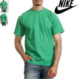 Футболки и майки - Футболка Nike новая Original хлопок оригинал, 0