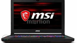 Ноутбуки - Ноутбук MSI GT63 Titan 9SG-054RU, 0