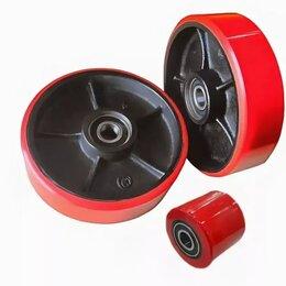 Производство - Рулевые колеса для гидравлических тележек , 0
